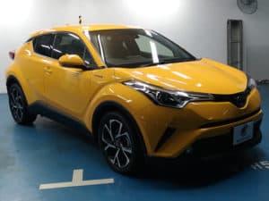 CHR G Yellow