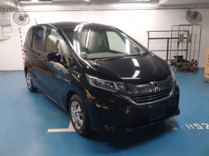 Honda Freed Black 1