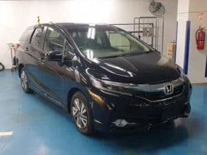 Honda Shuttle Black 1